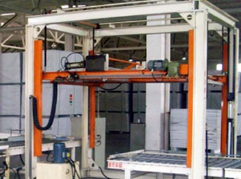 sude Advantages and precautions of automatic palletizer