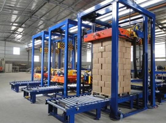 palletizer manufacturer:Advantages and precautions of automatic palletizer