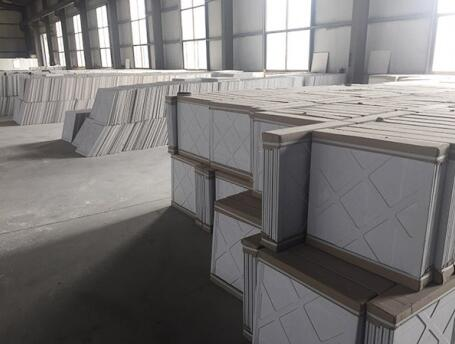calcium silicate board equipment advantages and application