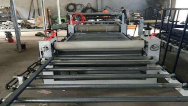 double-sided laminating machine principle